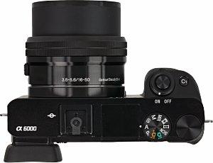 Sony a6000 Systemkamera