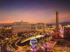 Nachtfotografie Las Vegas